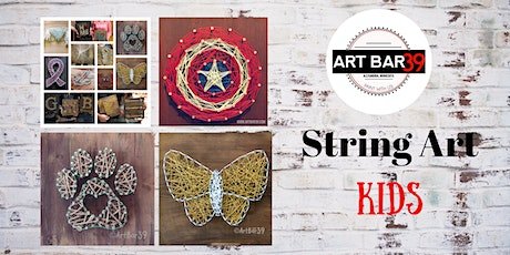 Kids|String Art Party|Alexandria|Age 11 to 17 tickets