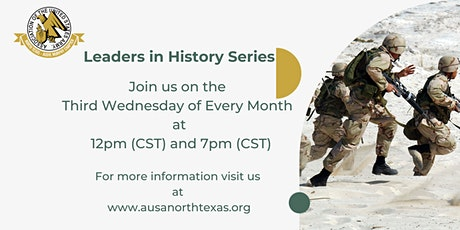 Leaders in History Series tickets