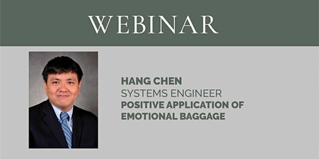 WEBINAR - Positive Applications of Emotional Baggage tickets