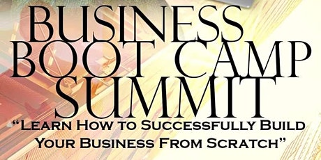 Fresh Start Business Boot Camp tickets