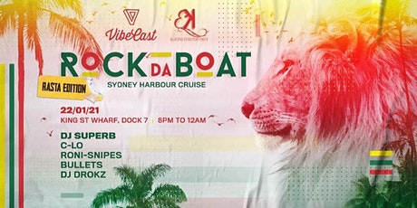 Rock Da Boat - Rasta Edition tickets