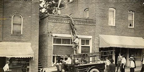 History Café: 100 Years of the Black Mountain Firehouse (online) tickets