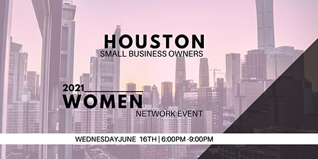 Houston Small Business Network tickets
