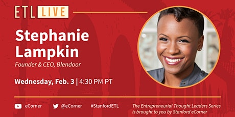 Stephanie Lampkin, Founder & CEO, Blendoor tickets