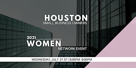 Copy of Houston Small Business Network tickets