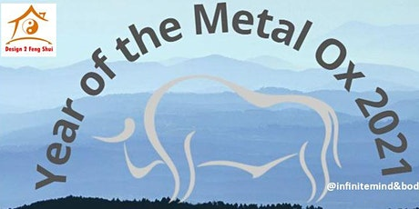 Year of The Metal Ox 2021 Annual Talk tickets