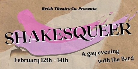 Shakesqueer tickets
