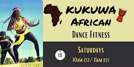 KUKUWA African Dance Class tickets