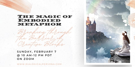 The Magic of Metaphor: Breaking Through the Barrier of Creative Blocks tickets