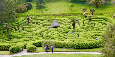 The Gardens of Cornwall and Devon tickets