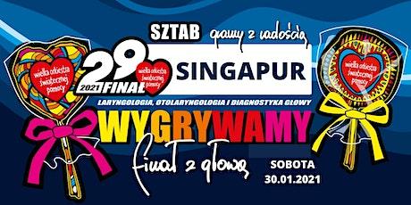 29 Finał Wielkiej Orkiestry Świątecznej Pomocy w Singapurze tickets