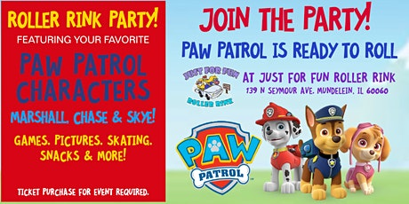 Paw Patrol is Ready to Roll ! ! ! tickets