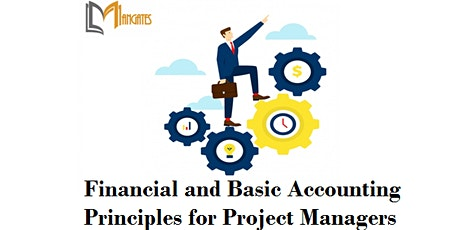 Financial & Basic Accounting Principles for PM 2 Days Training in Calgary tickets