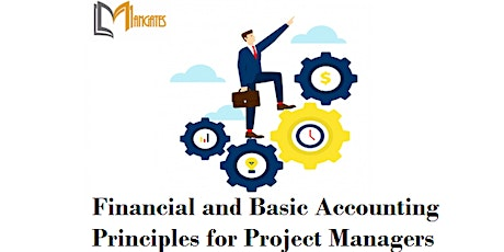 Financial & Basic Accounting Principles for PM 2 Days Training in Kitchener tickets