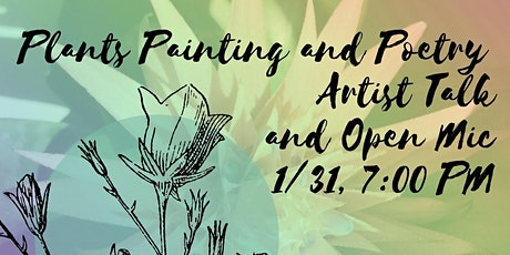 Plants, Painting, and Poetry Present: Marthe Aponte and Katie Manning tickets
