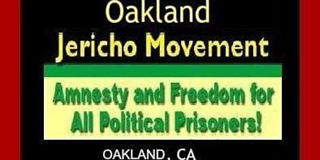 Oakland Jericho Political Prisoner writing session's tickets
