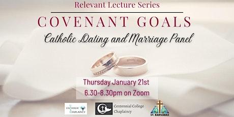 UTSC & Centennial  College Chaplaincy - Relevant Series - Talk 5 tickets