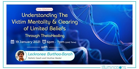 Understanding Victim Mentality & Clearing Of Limited Belief tickets