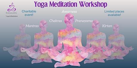 Dhimahi Yoga Meditation  Workshop (Level1) tickets