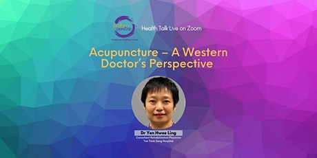 Acupuncture – A Western Doctor's Perspective (via Zoom) tickets