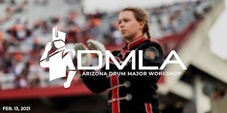 Arizona Drum Major Workshop: Virtual tickets
