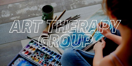 Art Therapy Group (Young people 13-18 yrs) online TASTER SESSION tickets