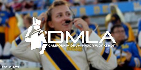 California Drum Major Workshop: Virtual tickets