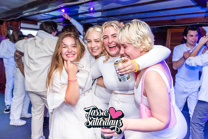 Australia Day Weekender || BOAT PARTY image
