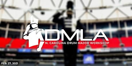 North Carolina Drum Major Workshop: Virtual biglietti