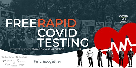 Free COVID-19 Testing | MLK Day Jr. Day of Service | South LA tickets