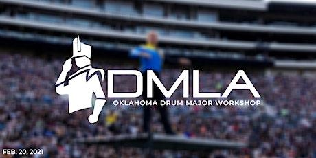 Oklahoma Drum Major Workshop: Virtual tickets