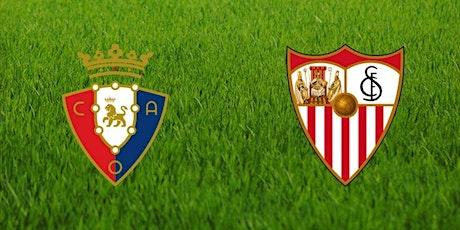 ViVO!!.-@Sevilla FC v Real Sociedad E.n Viv y E.n Directo ver Partido onlin entradas