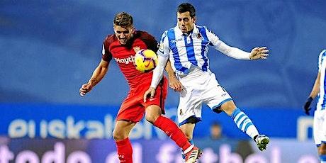 TV/VIVO.-Sevilla FC v Real Sociedad E.n Viv y E.n Directo ver Partido onlin entradas