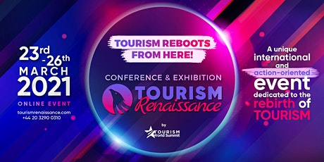 Tourism Renaissance - Redesigning the tourism industry beyond the pandemic tickets