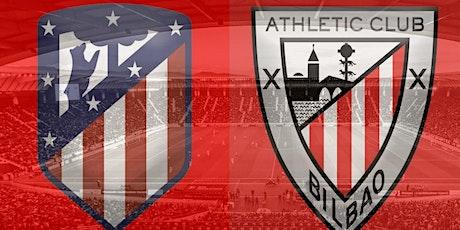 TV/VER.-Ath. Bilbao v Atlético Madrid E.n Viv y E.n Directo ver Partido onl entradas