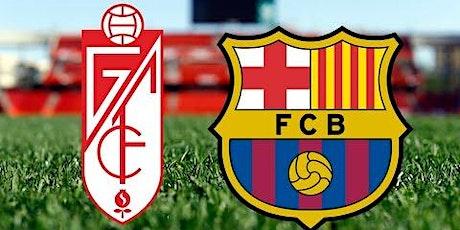 TV/VIVO.-Ath. Barcelona v Granada E.n Viv y E.n Directo ver Partido online entradas