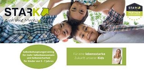 Onlinekurs Mobbingpräv. f. m. Selbstbewusstsein und Selbstsicherh. 5 - 7 J. Tickets