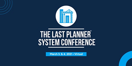 The Last Planner® System Conference tickets