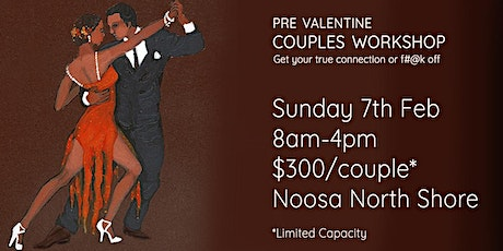 Pre Valentine Couples Workshop tickets