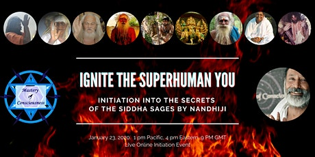 Ignite the Superhuman You tickets
