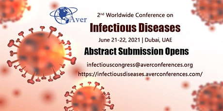 2nd World Wide Conference on Infectious Diseases tickets