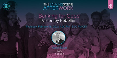 The Banking Scene Afterwork February 18th tickets
