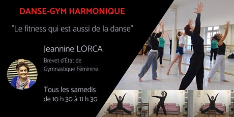Danse-Gym Harmonique (Méthode Irène POPARD) tickets