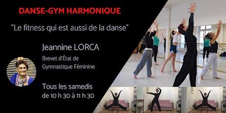 Danse-Gym Harmonique (Méthode Irène POPARD) billets