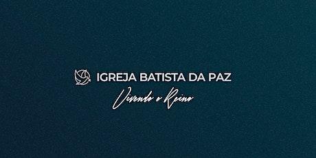 CULTO DE LOUVOR E ADORAÇÃO ingressos