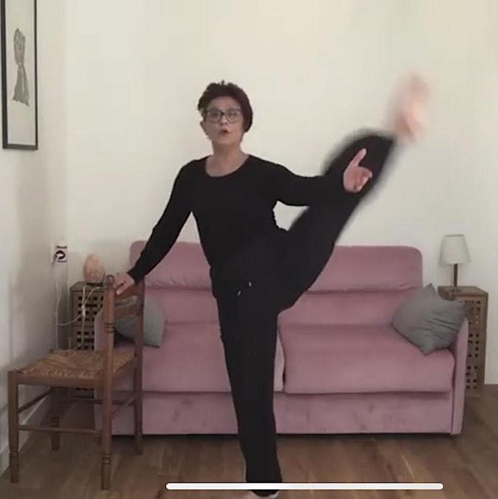 Image pour Danse-Gym Harmonique (Méthode Irène POPARD) - Abonnement