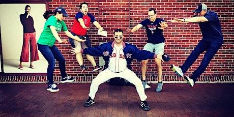 Cashunt's Boston Mad Dash Scavenger Hunt! tickets