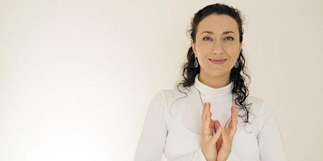 Yoga & Mandala  Art Therapy  1:1 online  with Alisa Poplavskaya Tickets