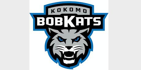 Kokomo Bobkats Combine tickets