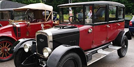 Dorothée Pullinger: the first female car manufacturer in Scotland tickets